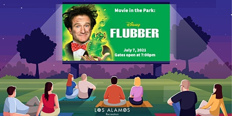 Movies in the Park: Flubber tickets