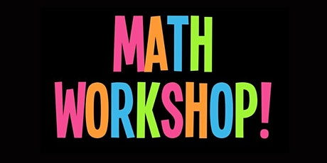 Maths Workshop For Kids Ages 7-11 tickets