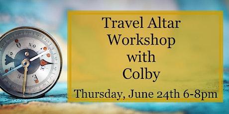 Travel Altar Workshop tickets
