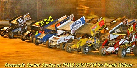 Falconi's  Winged 410 Sprints, plus regular divisions tickets