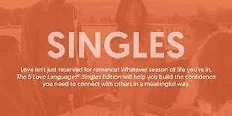5 Love Languages - Singles Edition - JULY billets