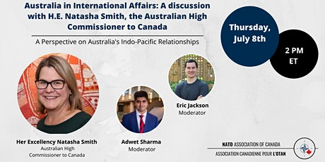 The Future of Indo-Pacific Cooperation: An Australian Perspective tickets