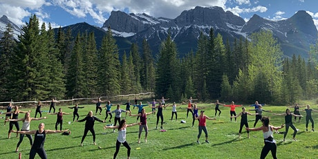 The b. class® Outdoor Event Canmore / DANCE WITH THE MOUNTAINS tickets
