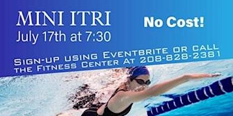 Mini iTri tickets