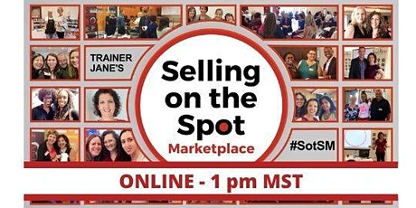 Copy of Selling on the Spot Marketplace - Online tickets