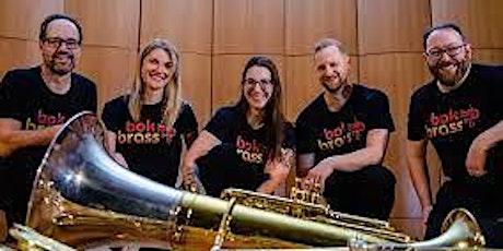 Séries Patio Series - Bok Brass tickets
