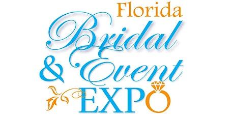 FL Bridal & Event Expo-8-29-21-Hotel Alba Tampa tickets