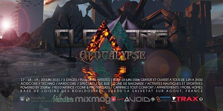 Elements Mountain Festival 2021 - Chapitre 3 : Apocalypse. tickets