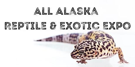 All Alaska Reptile & Exotics Expo 2021 tickets