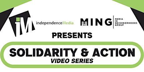 Solidarity & Action: a video series tickets