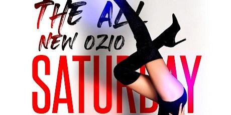Ozio Saturdays tickets