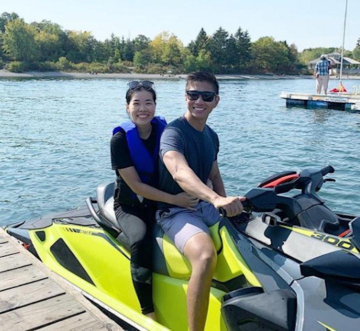 Toronto Dating Hub: Watersports Singles Event image