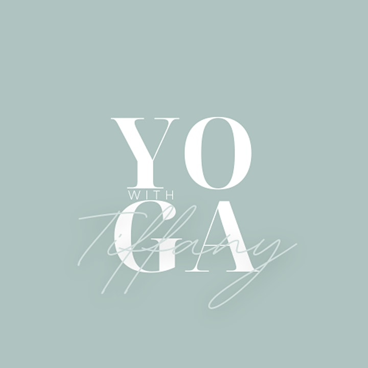 Yoga in the Park w/ Tiffany image