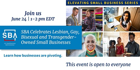 Elevating Small Business Series tickets