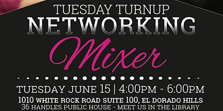 Women's Council Of Realtors Gold Country - Tuesday TurnUp tickets