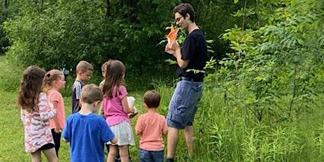 Kids Summer Nature Series - Thursdays and Fridays - 9am tickets