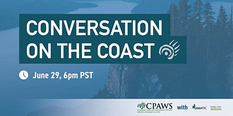 Conversation on the Coast | Townhall on the Environment tickets