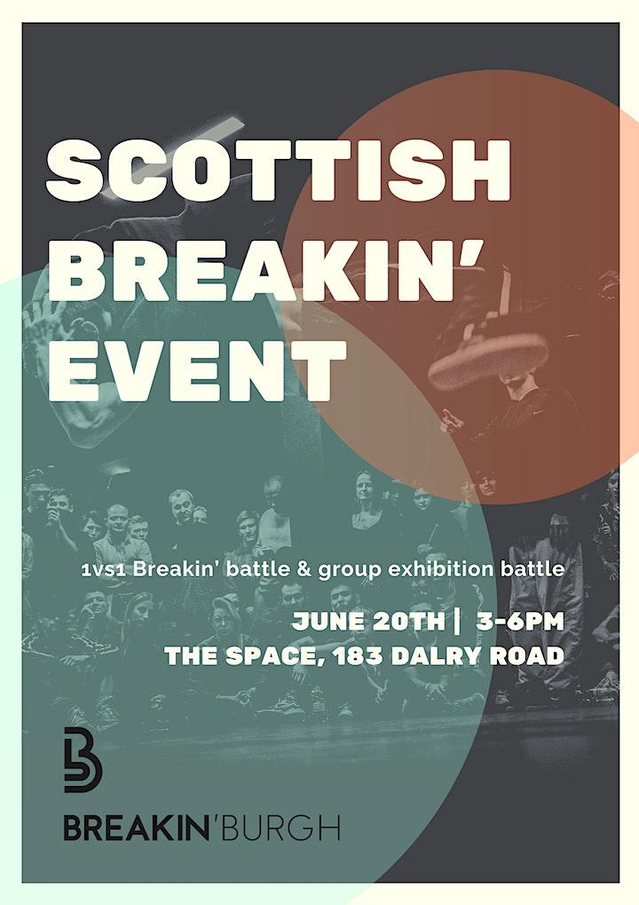 Scottish Breakin' Event image