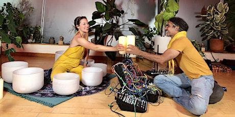 Summertime Full Moon Sound Bath Meditation - Crystal Bowls + Modular Synth tickets