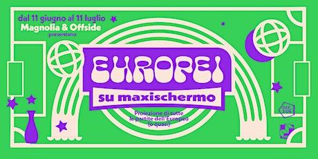 Magnolia & Offside presentano Gli Europei | FRANCIA • GERMANIA biglietti