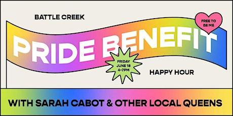 Pride Benefit Happy Hour with Winemaker Sarah Cabot tickets