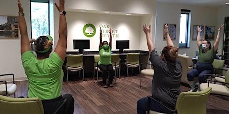Chair Yoga at Oak Street Health tickets