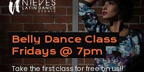 Belly Dance Class in Williamsburg tickets