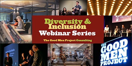 Understanding Men's Resistance to Diversity, Equity and Inclusion Work tickets