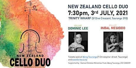 New Zealand Cello Duo tickets