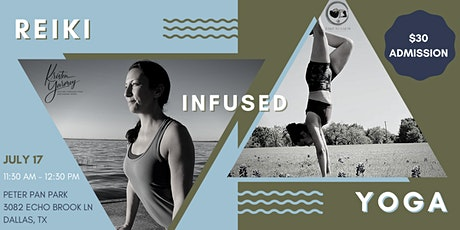 Reiki Infused Vinyasa Flow Yoga: Led by Dawn and Kristen tickets