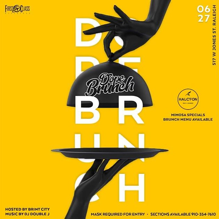 DopeBrunch : The Dopest Brunch & Day Party in the RDU!! image