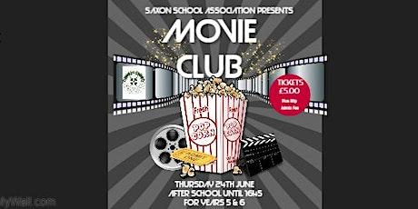 SSA Movie Club - Year 6 tickets