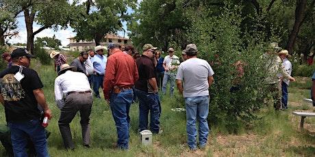 27th Annual Southwestern Noxious, Invasive Plant Short Course tickets