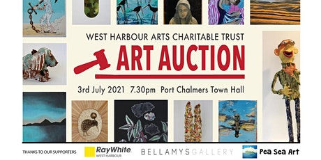 Art Auction 2021 tickets