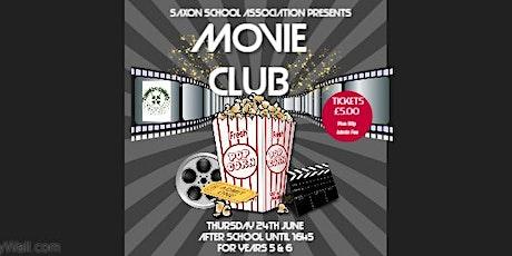 SSA Movie Club - Year 5 tickets