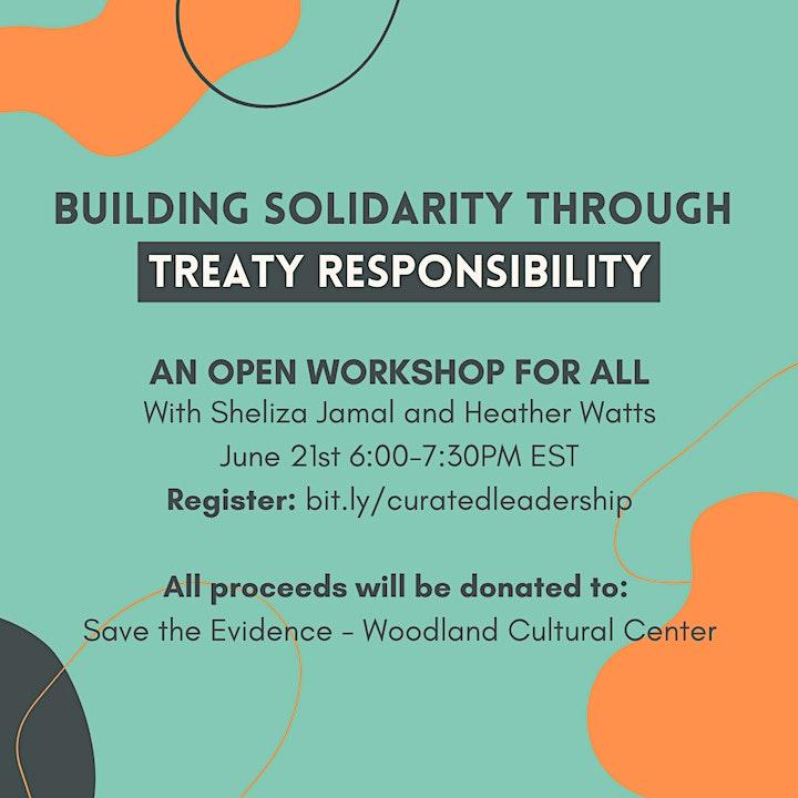 Building Indigenous Solidarity Through Treaty Responsibility image
