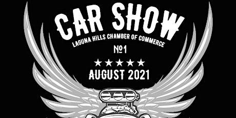 1st Annual Laguna Hills Chamber Car Show tickets