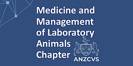 Medicine and Management of Laboratory Animals Scientific Series 2021 tickets