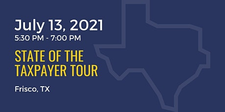State of the Taxpayer Tour: Frisco tickets
