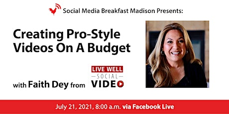 Creating Pro-Style Videos On A Budget tickets