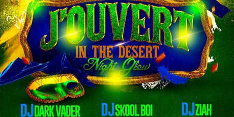 J'Ouvert in the Desert: Night Glow tickets