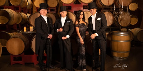 The Pahrump Valley Winery - Live Big Band Sax Under The Stars® Dinner Dance tickets