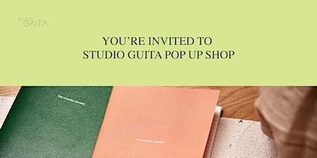 STUDIO GAITA Pop Up Shop tickets