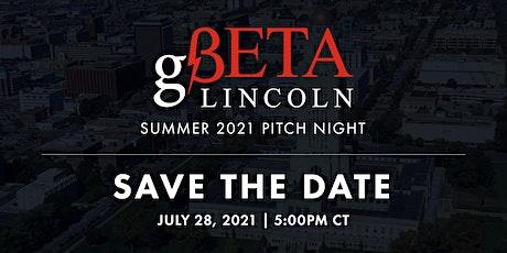 VIRTUAL: gBETA Lincoln Pitch Night tickets