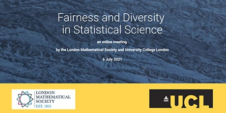 Fairness and Diversity in Statistical Science tickets