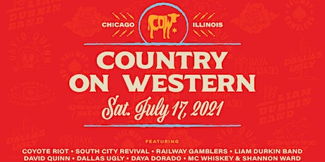 Country On Western Music Festival 2021 tickets