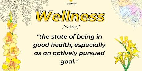Wellness Workshop: World WellBeing Week tickets