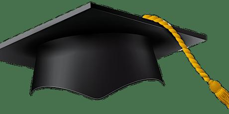 Entrega de diplomas alumnos generación XXI tickets