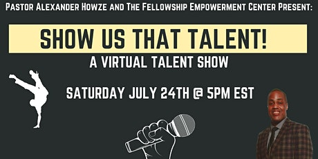 Show Us That Talent Show! tickets