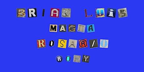 DIYD Presents: Brian Luis, Magia, Rosario, Rody tickets